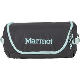 Marmot Compact Hauler Wash Bag, dark charcoal/blue tint